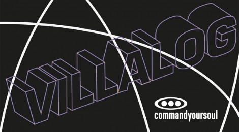 commandyoursoul @ Fluc 071115 - feat. Villalog: from D to D & retour